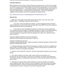 wording for resume objectives resume goals examples resume sample