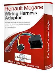 cheap renault megane cd radio stereo wiring harness adapter lead buy cheap renault megane cd radio stereo wiring harness adapter lead loom iso converter