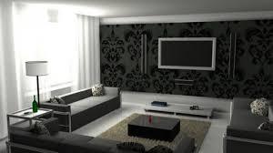 black furniture decor. Image Of: Living Room With Black Furniture Decor E