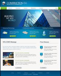 Construction Website Templates Construction Company Website Template 24 16
