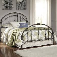 Wrought Iron Beds You'll Love in 2019 | Wayfair