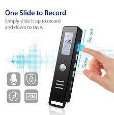 Máy ghi âm RV17 siêu nhỏ xài thẻ nhớ