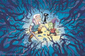 Matt Groenings New Animated Fantasy Show Will Premiere On Netflix