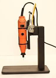 precision drill stand
