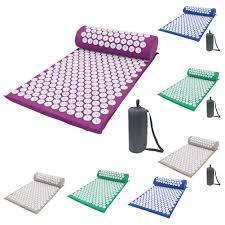 <b>Massager Cushions Acupressure Relieve</b> Back Pain Spike Mat ...
