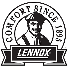 lennox logo. we are your locally owned and independent lennox dealer serving the grand forks surrounding areas logo d