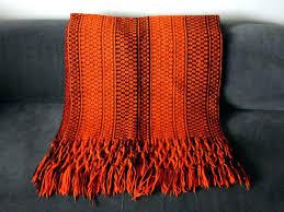 burnt orange throw blanket orange throw blanket burnt orange throw blanket
