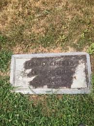 Lora Elva Dillon Griffith (1910-1969) - Find A Grave Memorial