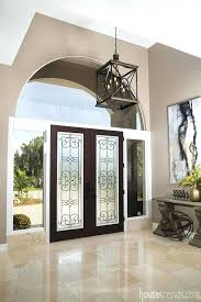 decorative glass front doors decorative glass panels for exterior doors