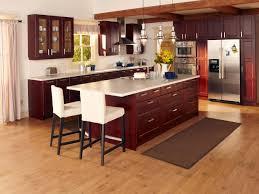 Ikea Akurum Kitchen Cabinets Red Brown Kitchen Ideas Quicuacom