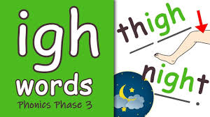Help the wizards to make igh words. Igh Words Phase 3 Phonics Youtube In 2020 Phonics Phonics Activities Phonics Sounds