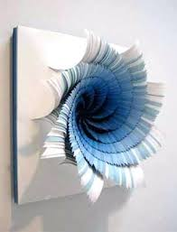paper wall art paper craft ideas for making blue paper flowers for wall decoration paper mache paper wall art  on paper mache wall art diy with paper wall art paper wall art wall art paper art paper flower wall