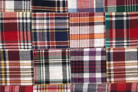Madras Pattern
