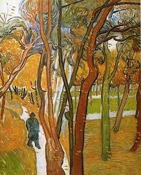 Image result for van gogh autumn leaves