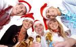 Компании для встречи нового года