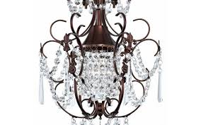 large size of lighting amazing decorative chandelier no light faux awesome non electric chandeliers chain
