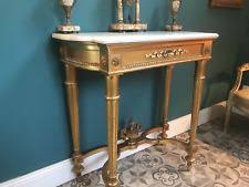 antique hall table. Antique French Console Table Hall Gilt Wood Gold Marble Antique Hall Table