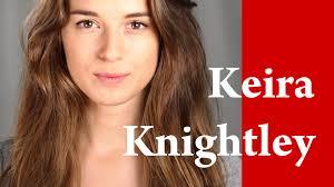 keira knightley makeup tutorial coco chanel mademoiselle mercial on tjasa deu