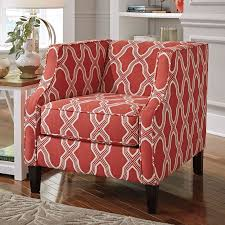 coral accent chair. Perfect Accent Sansimeon Coral Accent Chair To R