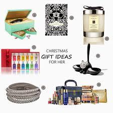 Last Minute Christmas Gift Ideas  SazanChristmas Gift Ideas For Her