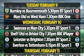 Fa cup fikstürü, fa cup fikstürleri, yaklaşan maçlar. Fa Cup Latest News Results Fixtures And Draw Updates The Sun