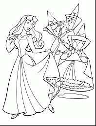 Small Picture Outstanding princess coloring pages with princess aurora coloring
