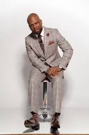 Darrell Patrick stands tall at the apex of ministry and fashion - Rolling  Out