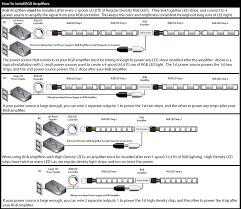 wiring diagram for led strip lights Power Strip Wiring Diagram hitlights wiring diagrams led light strip amplifiers hitlights Wiring Diagram AC Power Strip