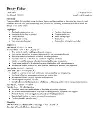 Resumes By Joyce Hairstylist Resume Best Hair Stylist Resume Example Livecareer 14