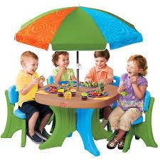 Childrenu0027s Outdoor Setting  Epic Empire Furniture HireChildrens Outdoor Furniture With Umbrella