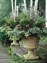 Gorgeous Planters For The Winter  Iu0027m Definitely Gathering Up Container Garden Ideas For Winter
