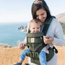Ergo Baby Carrier Size Chart Ergobaby Omni 360 Cool Air Mesh Baby Carrier Khaki