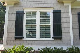 Make Your Own Shutters Go Classy With Board And Batten Shutters Carehomedecor