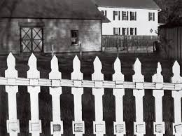 The White Fence Port Kent 1916 Aperture Foundation