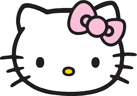 hello kitty template out of darkness hello kitty head outline images amp pictures becuo