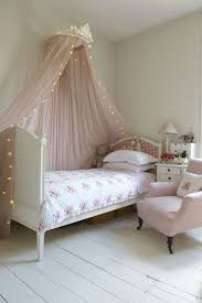 Stylish Bed Canopy For Girls Girls Room Bed Canopy Sheer Bed Curtain Ideas  Kidspace Interiors