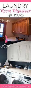 Easy Laundry Room Makeovers Laundry Room Ideas To Make Yours Work For You