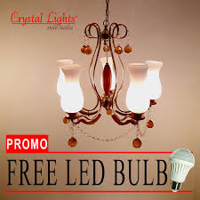 pendant light crystal lights ceiling lamp chandelier fixture
