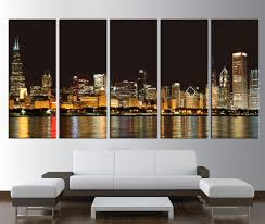 zspmed of chicago wall art simple in small home decor inspiration inside chicago wall art