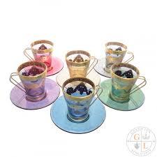 <b>Набор чайных пар 12</b> предметов NEW Veneziano color – купить в ...