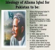 allama iqbal and ideology of