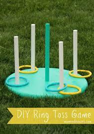 outdoor activities for kids. DIY-Ring-Toss-Game-726x1024 Outdoor Activities For Kids