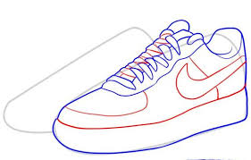 nike shoes drawings. easy drawings to draw shoes yaytrend nike