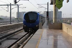 I 25 And Broadway Light Rail Station Chennai Metro Wikipedia