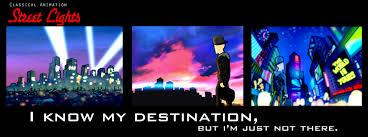Street Lights Kanye Streetlights Classical Animation Film
