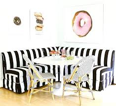 striped dining chair white and black striped dining banquette with marble table striped upholstered dining room striped dining chair