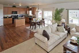 flooring ideas for family room. awesome kitchen family room floor plans for interior designing home ideas and flooring