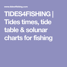 Tide Chart Key Largo Tides4fishing Tides Times Tide Table Solunar Charts For