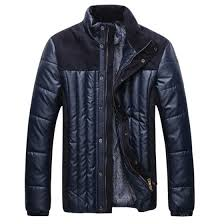 Shop <b>Zogaa New</b> Winter Men's <b>Cotton</b>-padded <b>Clothes</b> Stand Collar ...