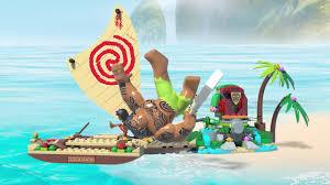 <b>LEGO Disney Princess</b> - 41150Путешествие Моаны Через Океан ...
